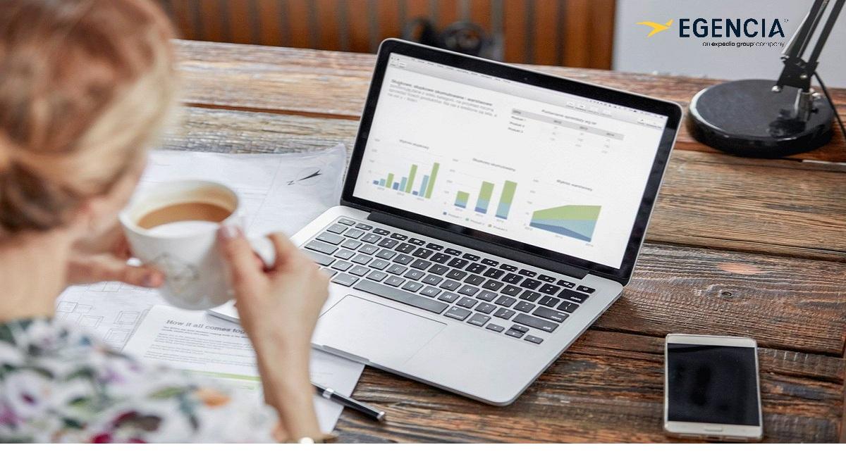 Egencia business travel management solution