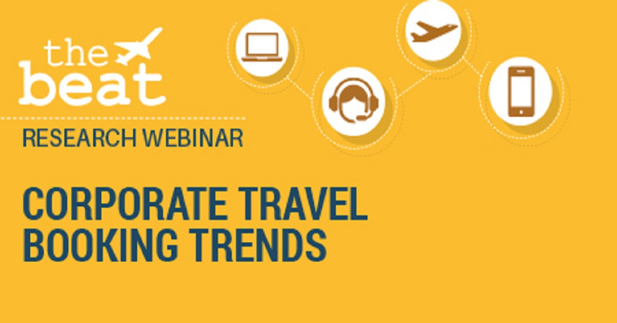 Corporate Travel Booking Trends