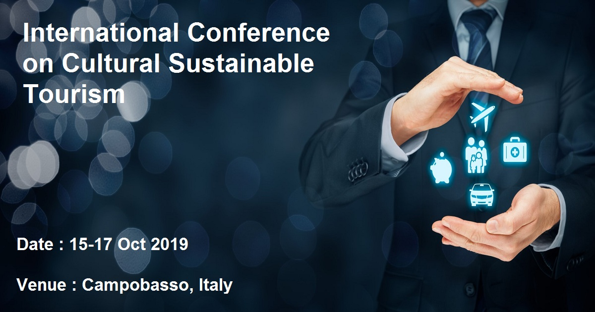 International Conference on Cultural Sustainable Tourism