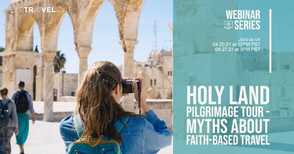 Holy Land Pilgrimage Tour - Myths about Faith-based Travel