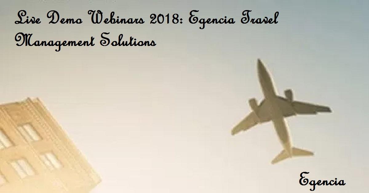 Egencia Travel Management Solutions