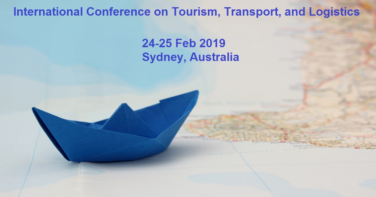 International Conference On Tourism, Transport, And