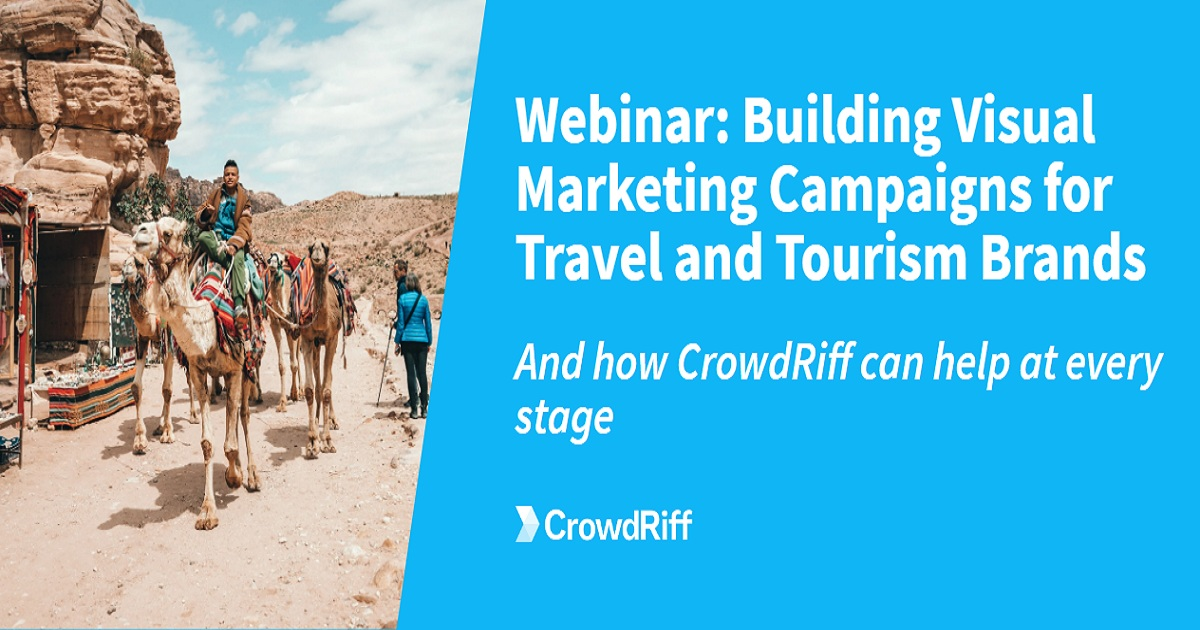 Building Visual Marketing Campaigns for Travel and Tourism Brands