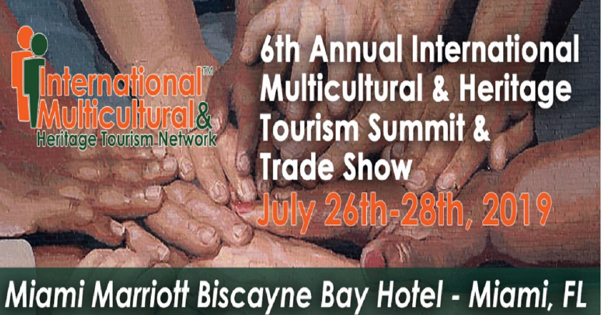 6Th Annual International Multicultural & Heritage Tourism Summit
