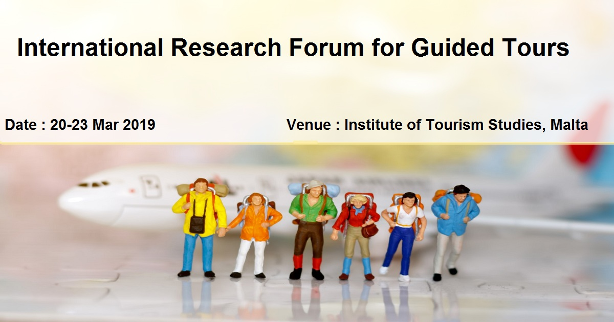 International Research Forum for Guided Tours