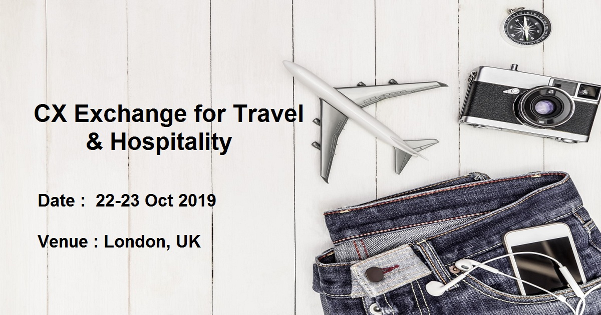 CX Exchange for Travel & Hospitality