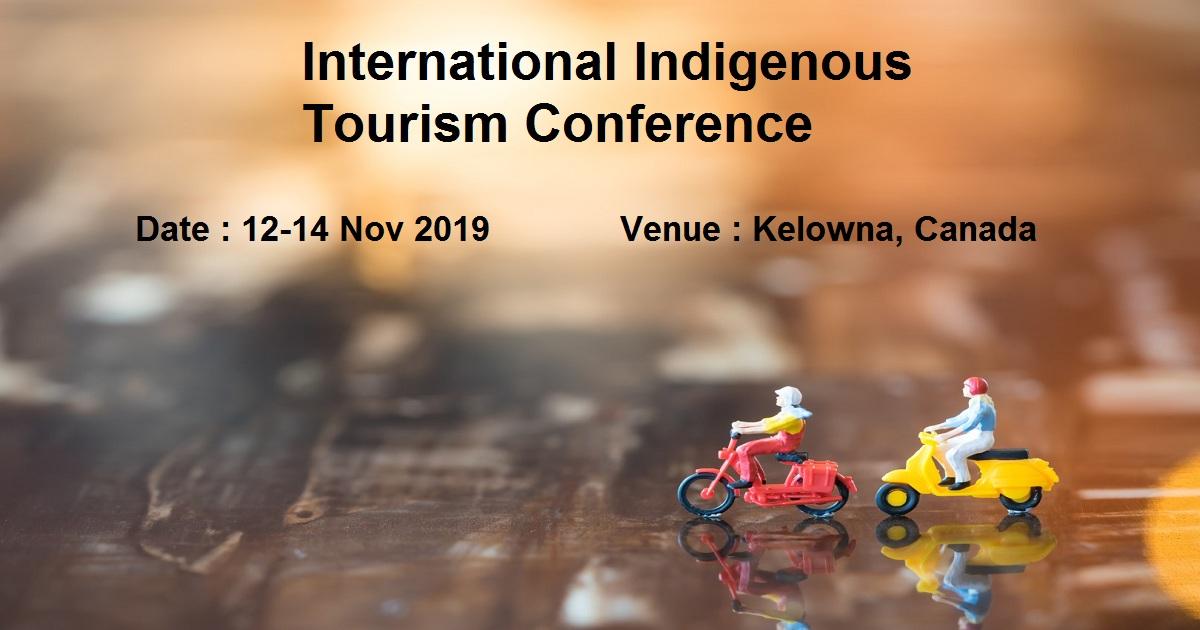 International Indigenous Tourism Conference