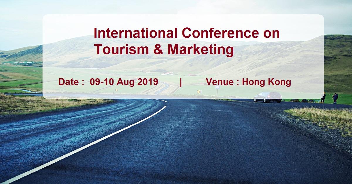 International Conference on Tourism & Marketing