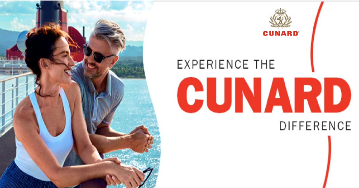 Experience the Cunard Difference