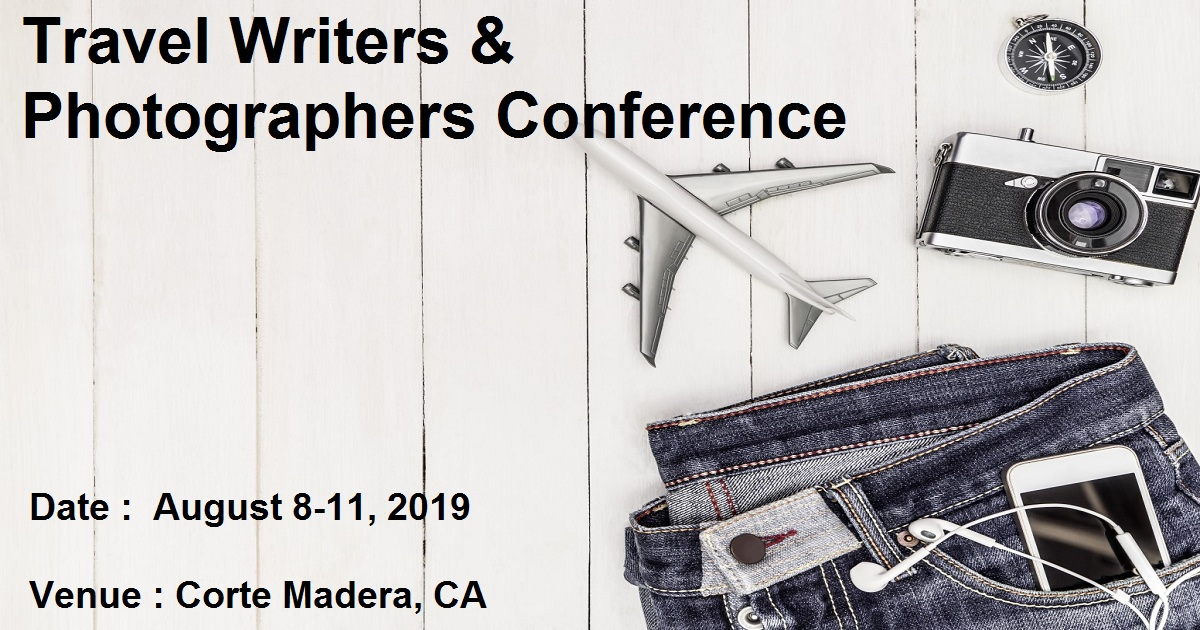 Travel Writers and Photographers Conference