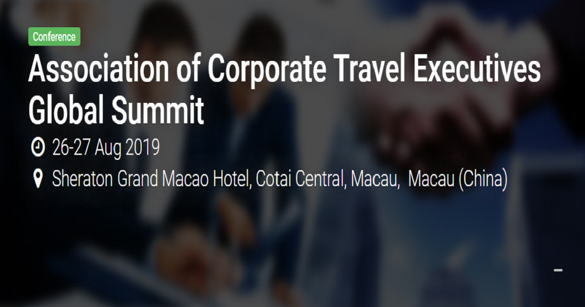 Association of Corporate Travel Executives Global Summit