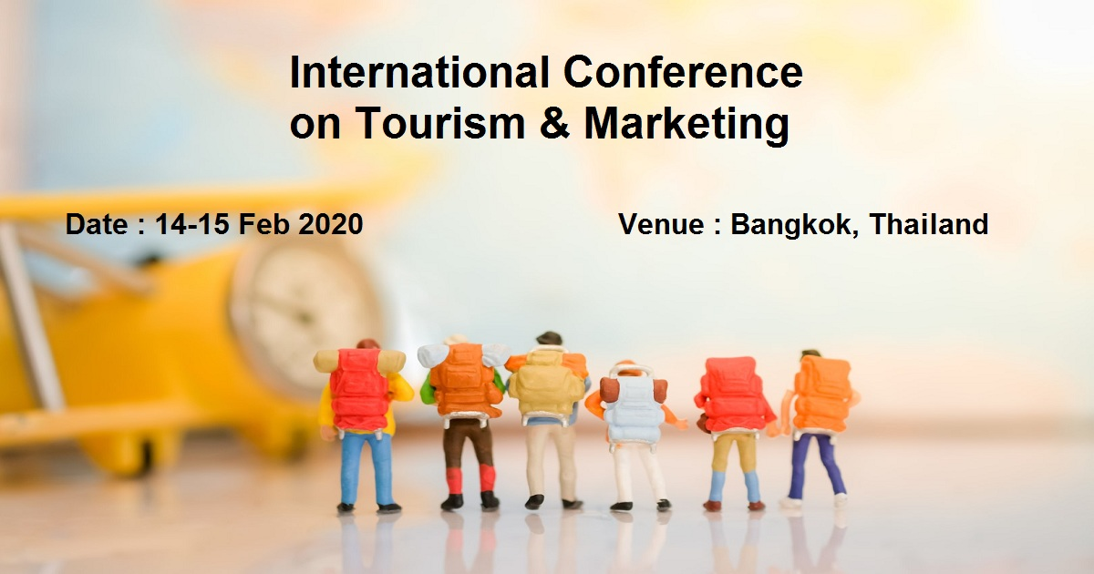 International Conference on Tourism & Marketing