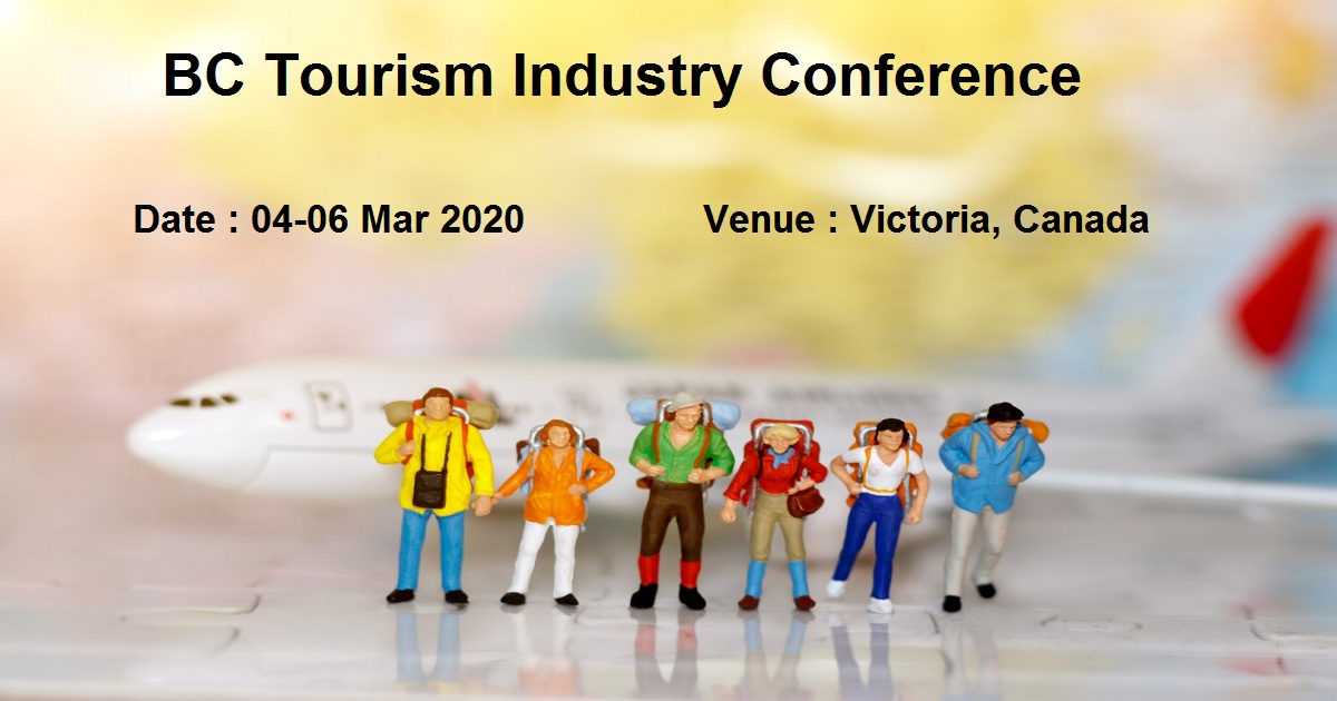 BC Tourism Industry Conference