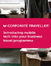INTRODUCING MOBILE TECH INTO YOUR BUSINESS TRAVEL PROGRAMME