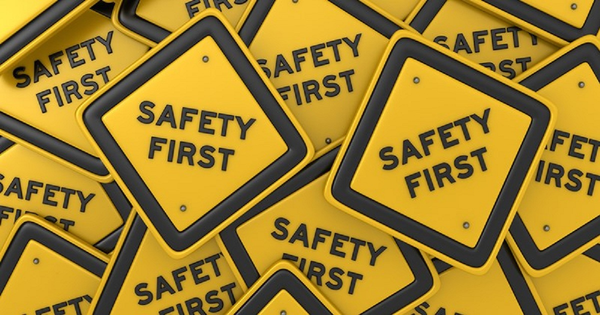 SAFETY SHOULD BE AT THE FOREFRONT OF IMPROVING BUSINESS TRAVEL