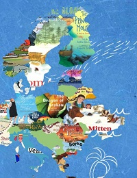 A MAP OF CHILDREN'S BOOKS THAT WILL INSPIRE YOUR CHILDREN TO TRAVEL