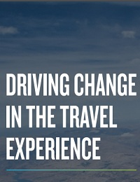 DRIVING CHANGE IN THE TRAVEL EXPERIENCE