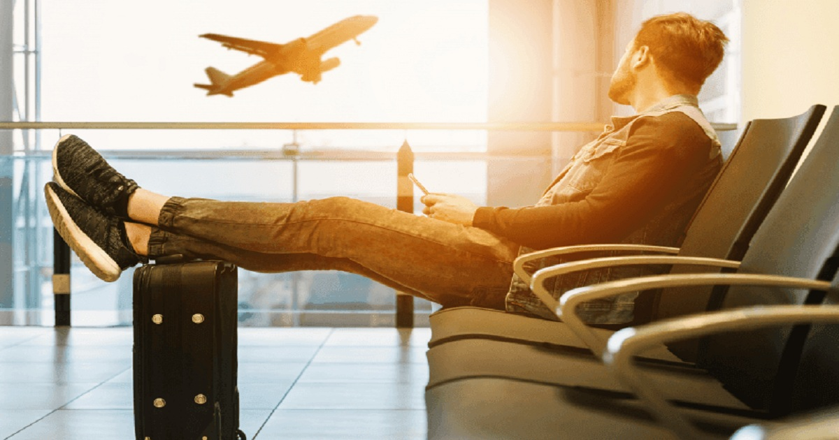 BLENDING BUSINESS AND TRAVEL