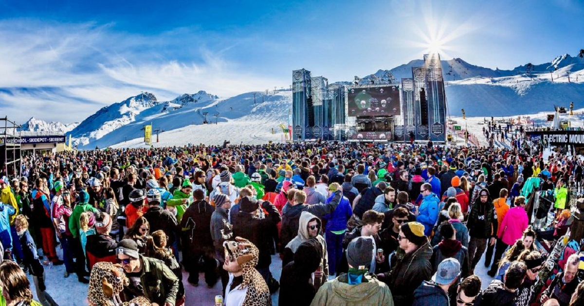 MUSIC FESTIVALS ARE THE BEST REASON TO VISIT EUROPE THIS WINTER