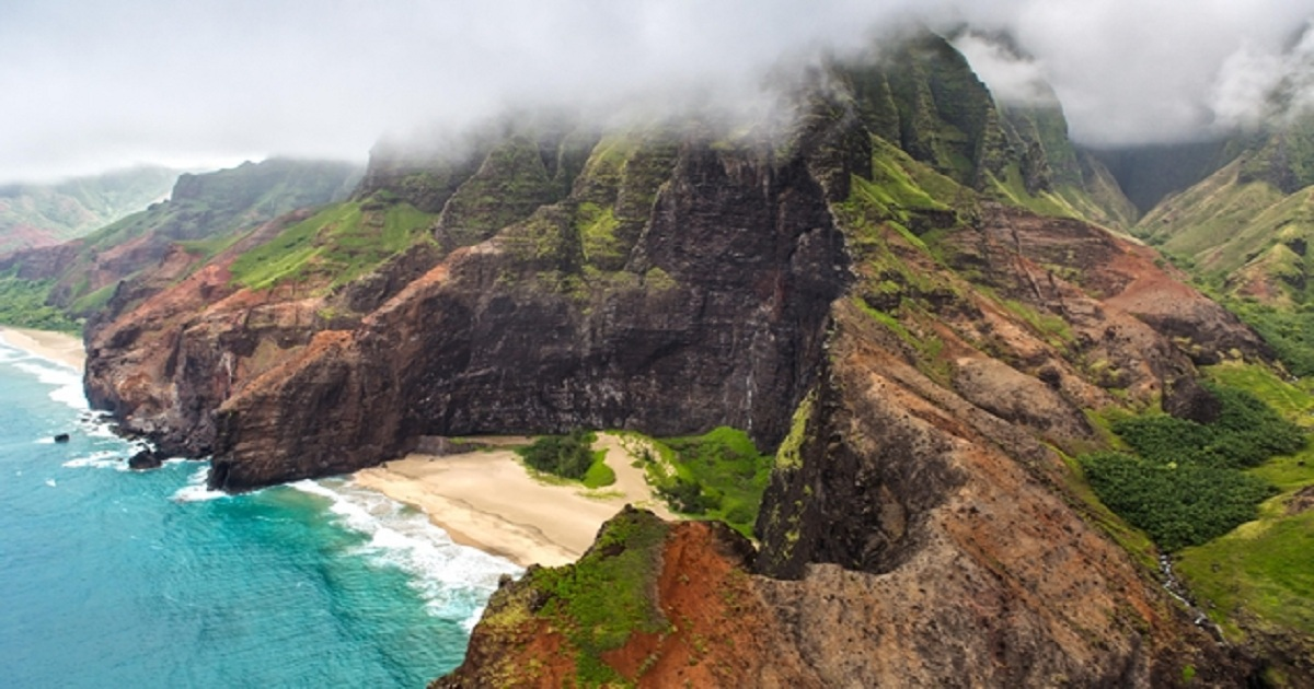 HAWAII, A PLACE FOR ADVENTURE TRAVELERS