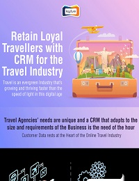 RETAIN LOYAL TRAVELERS WITH KAPTURE'S TRAVEL CRM
