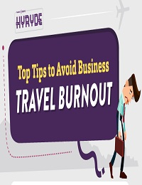 TOP TIPS TO AVOID BUSINESS TRAVEL BURNOUT