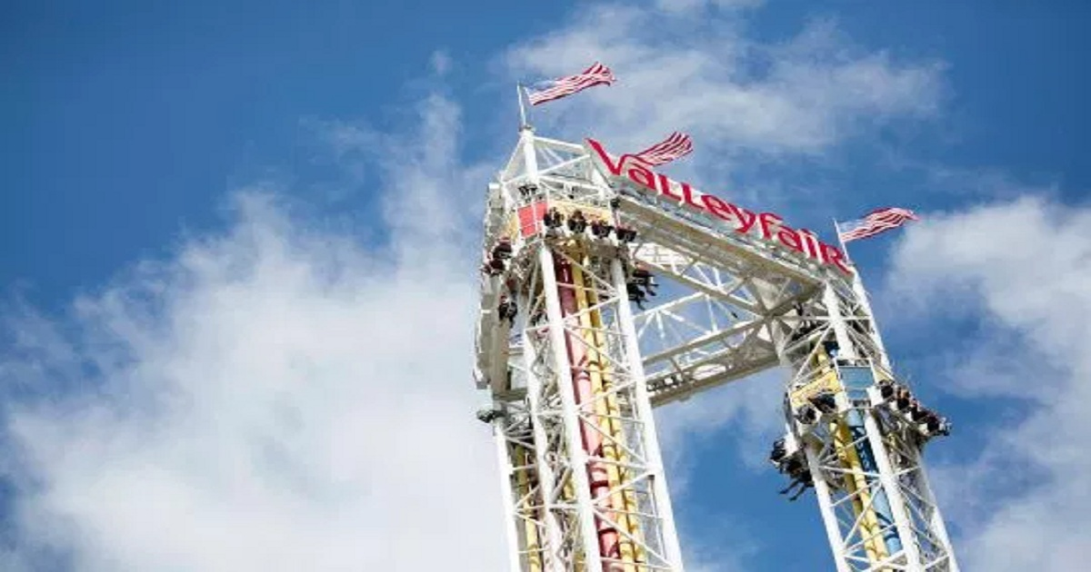 THE TALLEST DROP TOWER RIDES IN NORTH AMERICA, FROM THRILLING TO SCREAM-INDUCING
