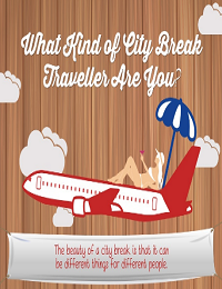 WHAT KIND OF A CITY BREAK TRAVELLER ARE YOU?
