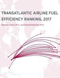 TRANSATLANTIC AIRLINE FUEL EFFICIENCY RANKING, 2017